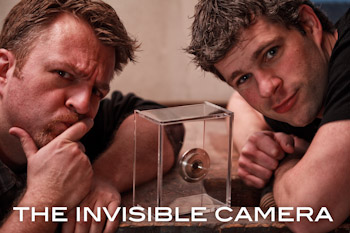 The Invisible Camera