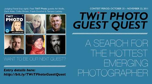 TWiT Photo Guest Quest