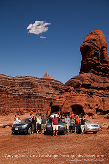 Canyonlands 2012: Group Shot