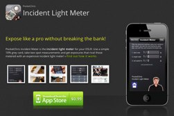 PocketChris Incident Light Meter