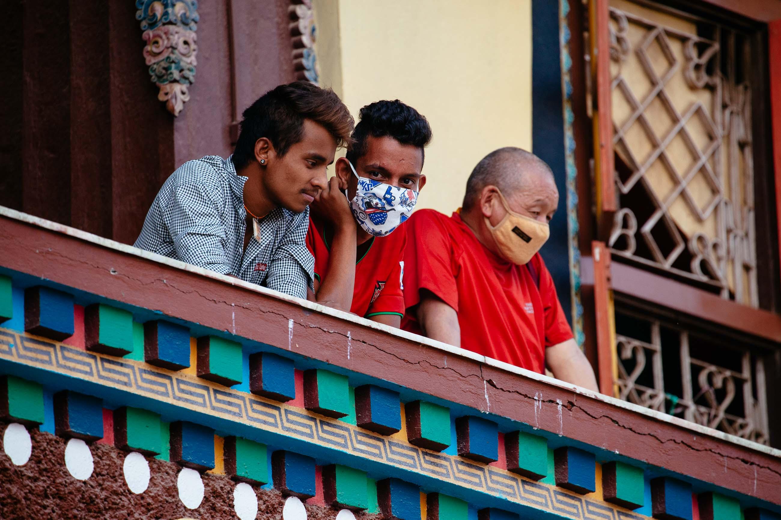 Kathmandu Police, Nepal Jun 2015