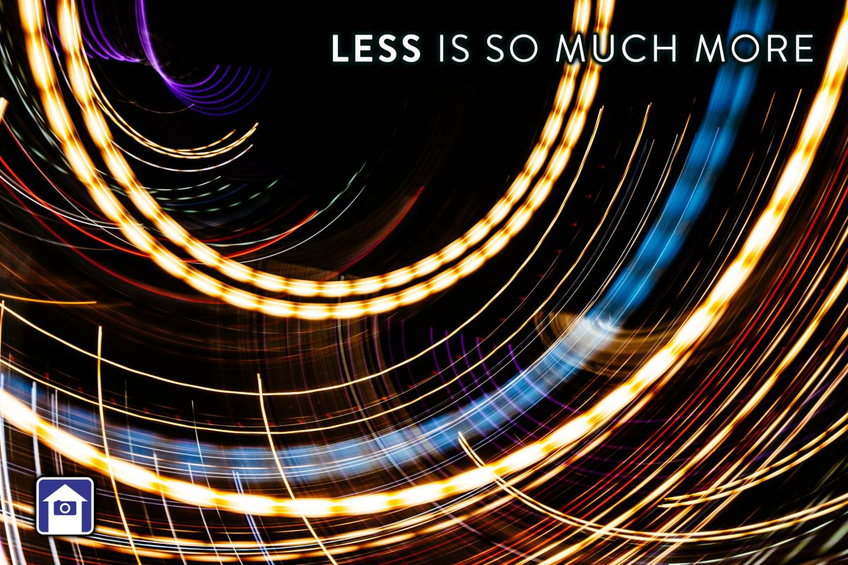 tfttf723 – Less Is So Much More